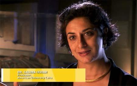 Female Intellectuals: Salima Ikram