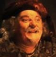 Robbie Coltrane as Falstaff