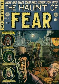 Haunt of Fear No. 12