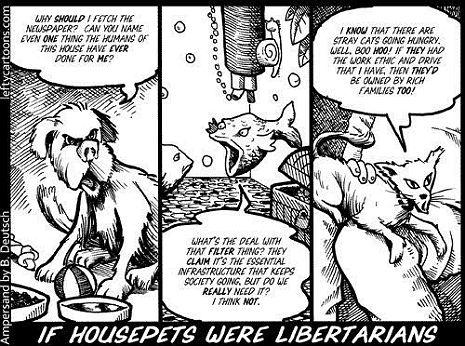 Libertarian Pets