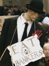 Eat the Bankers