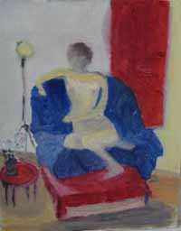 Paul Bremer - Nude with Matisse Colors