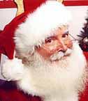 Santa Mitt