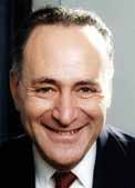 Chuck Schumer - Rarely a Friend of Progressives