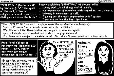 Spiritual vs Religious