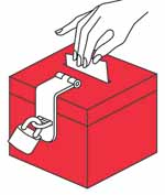 Ballot Box - Top-Two Primaries