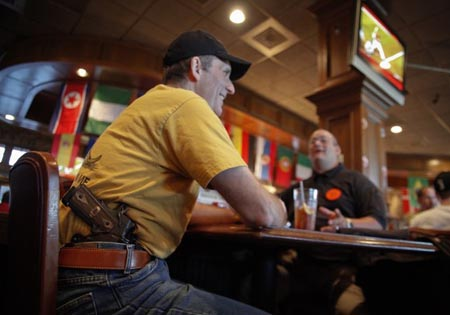 Open-Carry in Bars