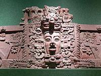 Mayan Maske