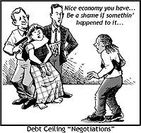Debt Ceiling Negotiations