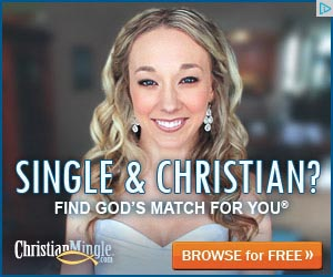 Christian Mingle Ad