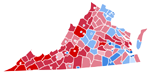 Virginia Districts