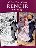 Paint By Numbers Renoir