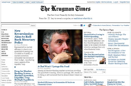 The Krugman Times