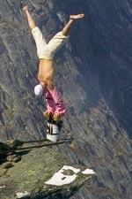 Crazy Cliff