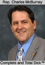 Representative Charles McBurney