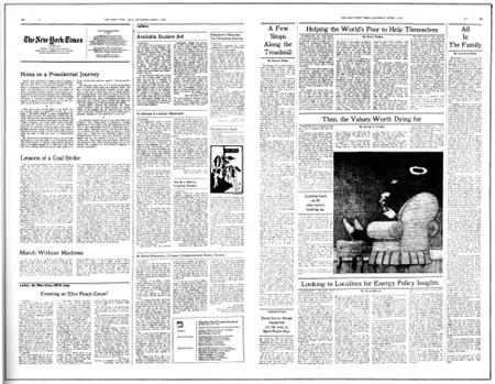 Editorial and Op-Ed Pages