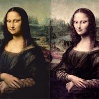 Mona Lisa Now