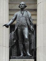 George Washington - Federal Hall