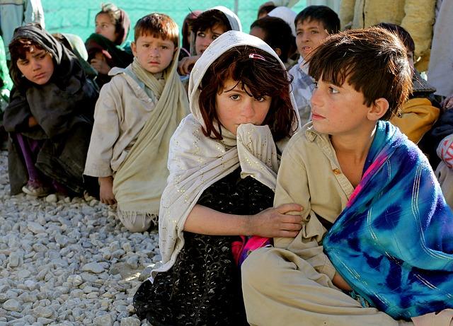 Afghani Children
