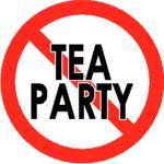 No Tea Party