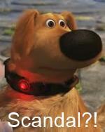 Scandal?!