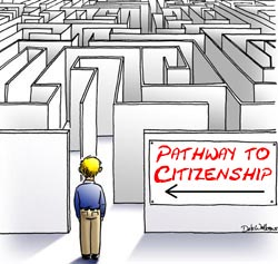 Pathway to Citizenship
