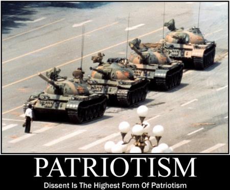 Real Patriotism