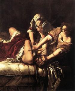 Judith - Artemisia Gentileschi
