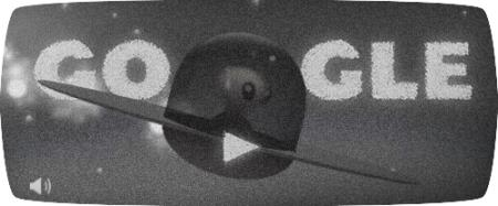 Google Doodle - Roswell 66th Anniversary
