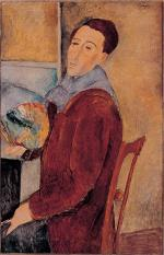 Modigliani - Self Portrait