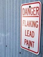 Danger Lead Paint