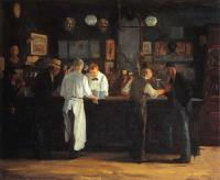John French Sloan - McSorley's Bar