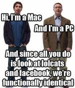 Mac PC War