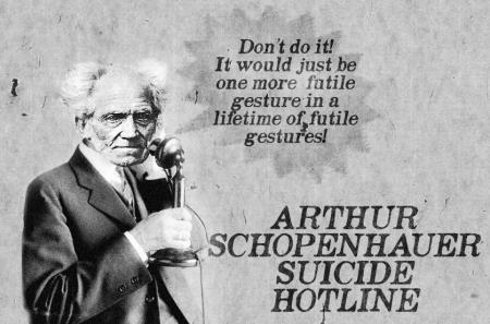 Schopenhauer Suicide Hotline