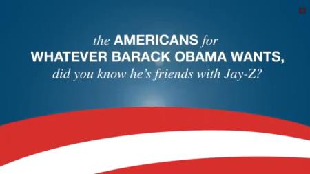 Americans for Whatever Barack Obama Wants