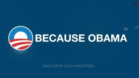 Because Obama