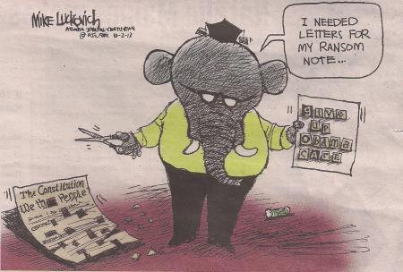 Republican Ransom