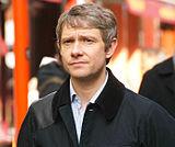 Martin Freeman as Dr. John Watson