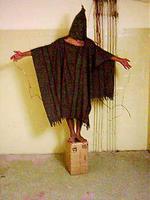 Abu Ghraib Hooded Prisoner