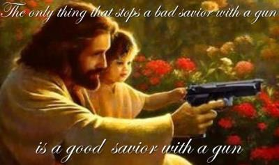 Good Savior With a Gun - Pay Day