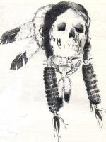Indian Skeleton