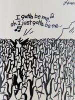 I Gotta Be Me - Far Side