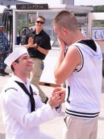 Same-Sex Marriage Military