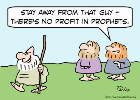 No Profit in Prophets