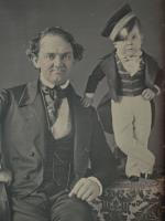 PT Barnum and General Tom Thumb