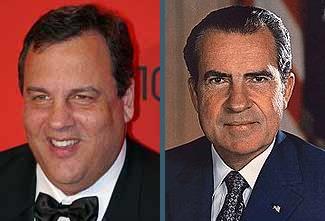 Chris Christie - Richard Nixon