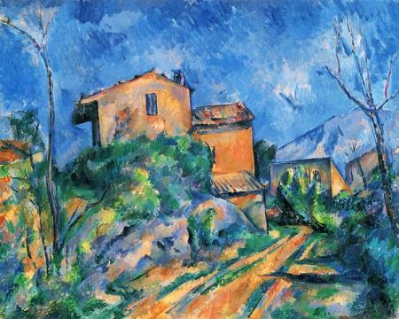 Maison Maria - Cezanne