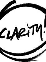 Clarity!