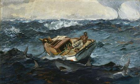 The Gulf Stream - Winslow Homer