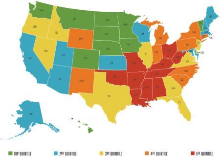 Gallup-Healthways Well-Being Index